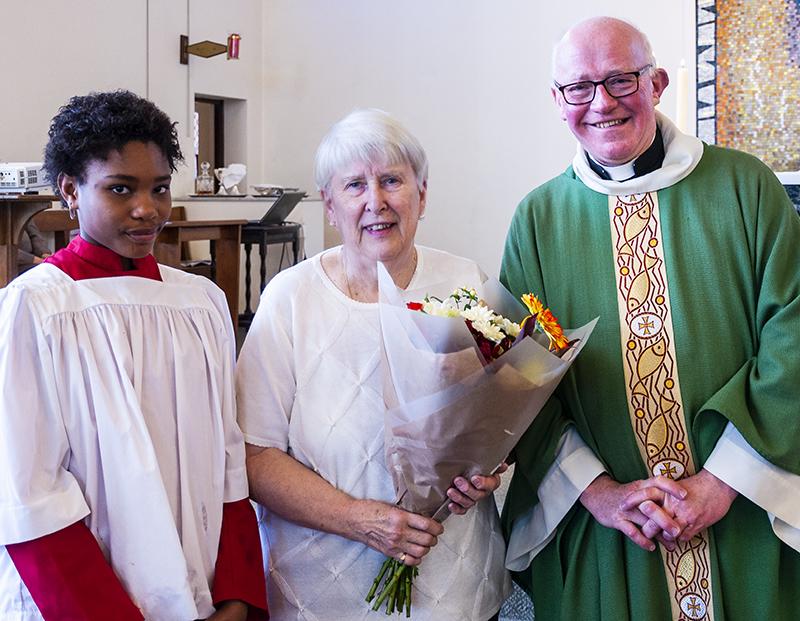 the voice bishop anne